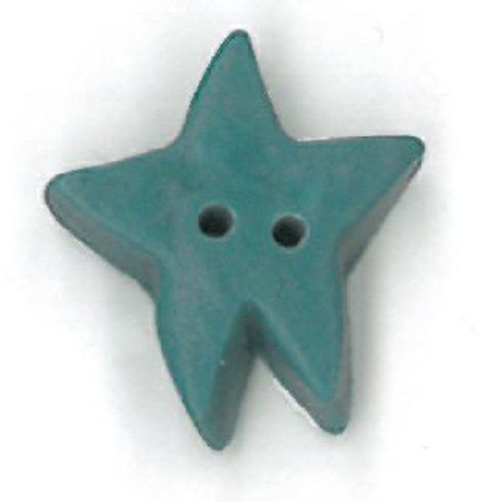 medium ocean blue star