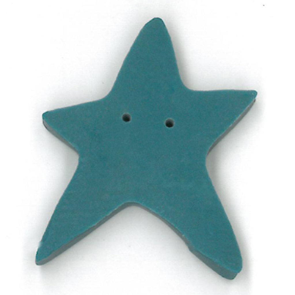 extra large ocean blue star
