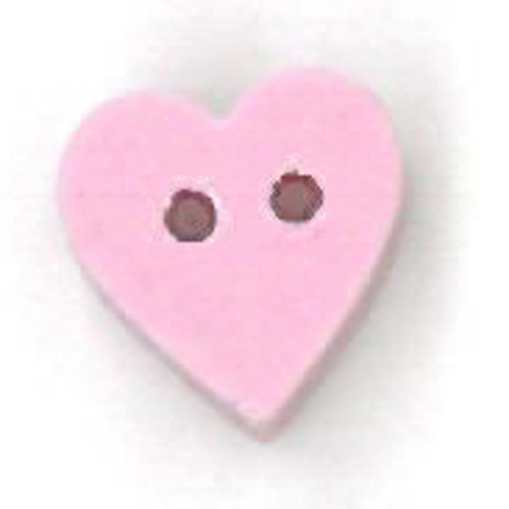 tiny perfect pink heart