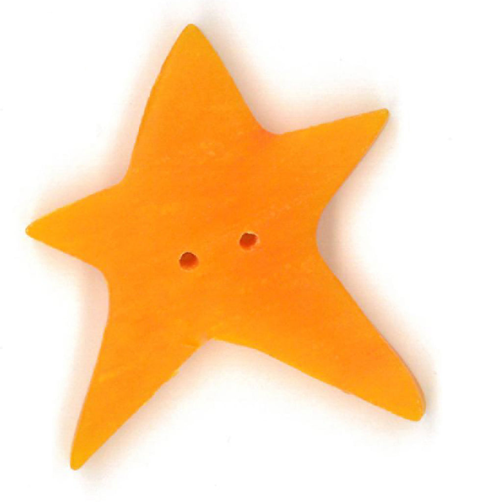 extra large orange star