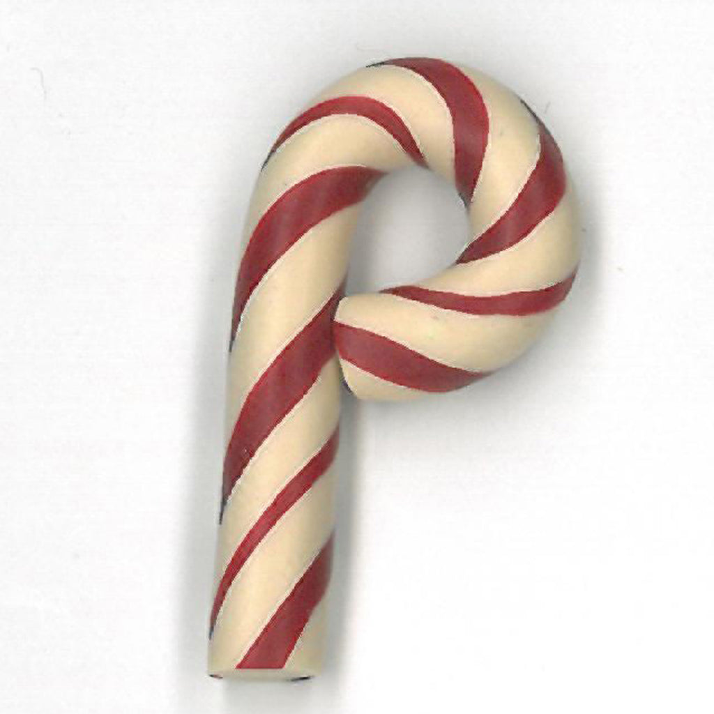 overdyed small candy cane