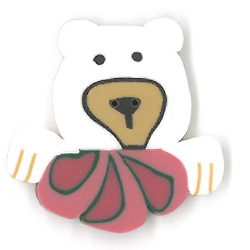 pink bear buddy