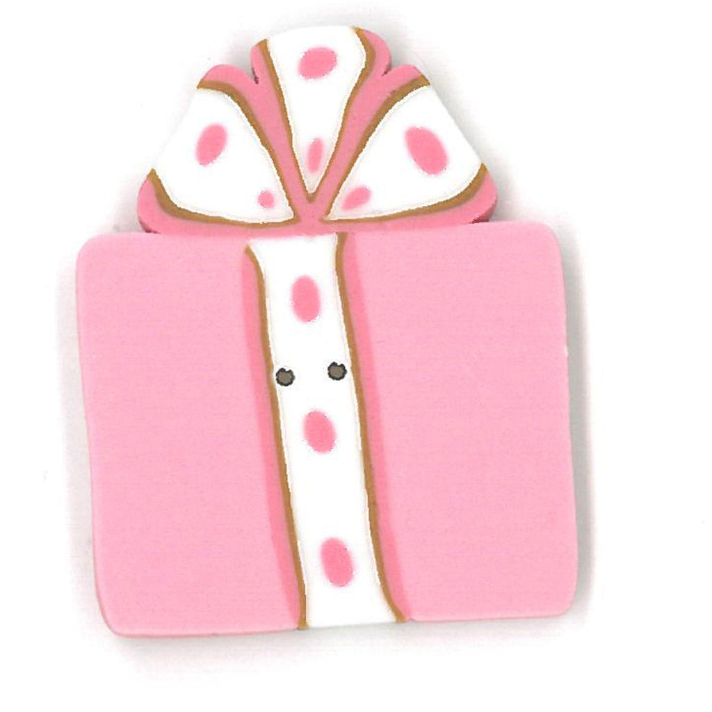 large baby pink gift