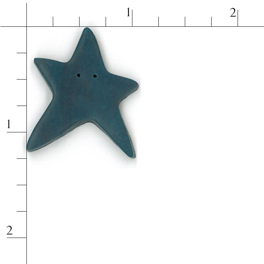extra large denim star