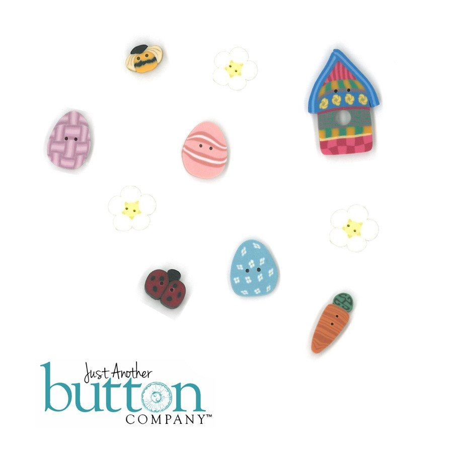 Just Another Button Company Peters Cotton-Knits Button Pack