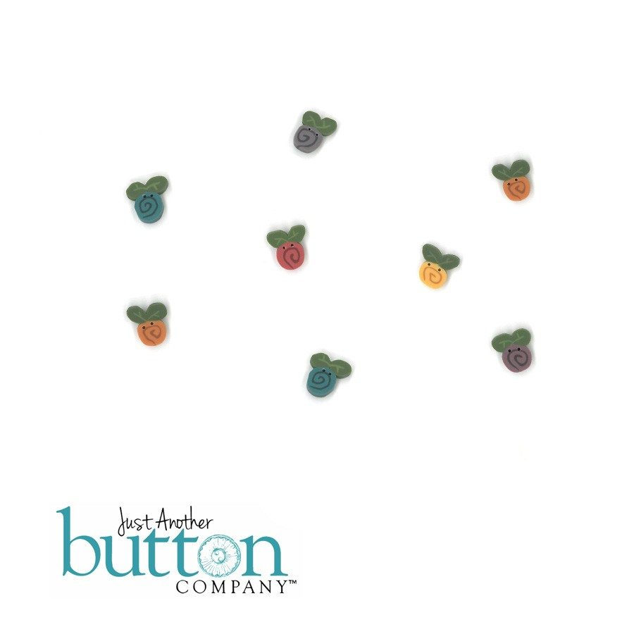 Just Another Button Company Baubles ; February Button Pack