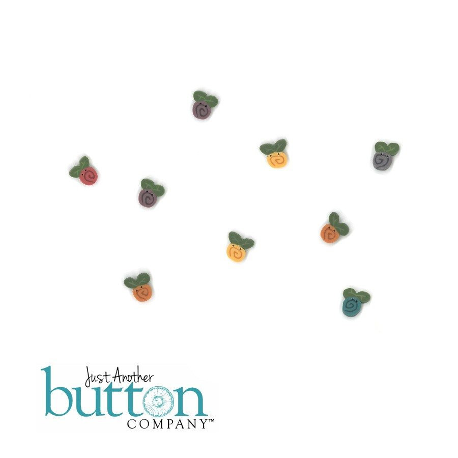 Just Another button Company Baubles ; June Button Pack