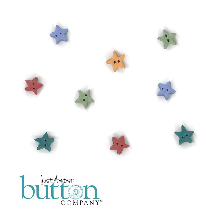 Just Another Button Company Baubles ; December Button Pack