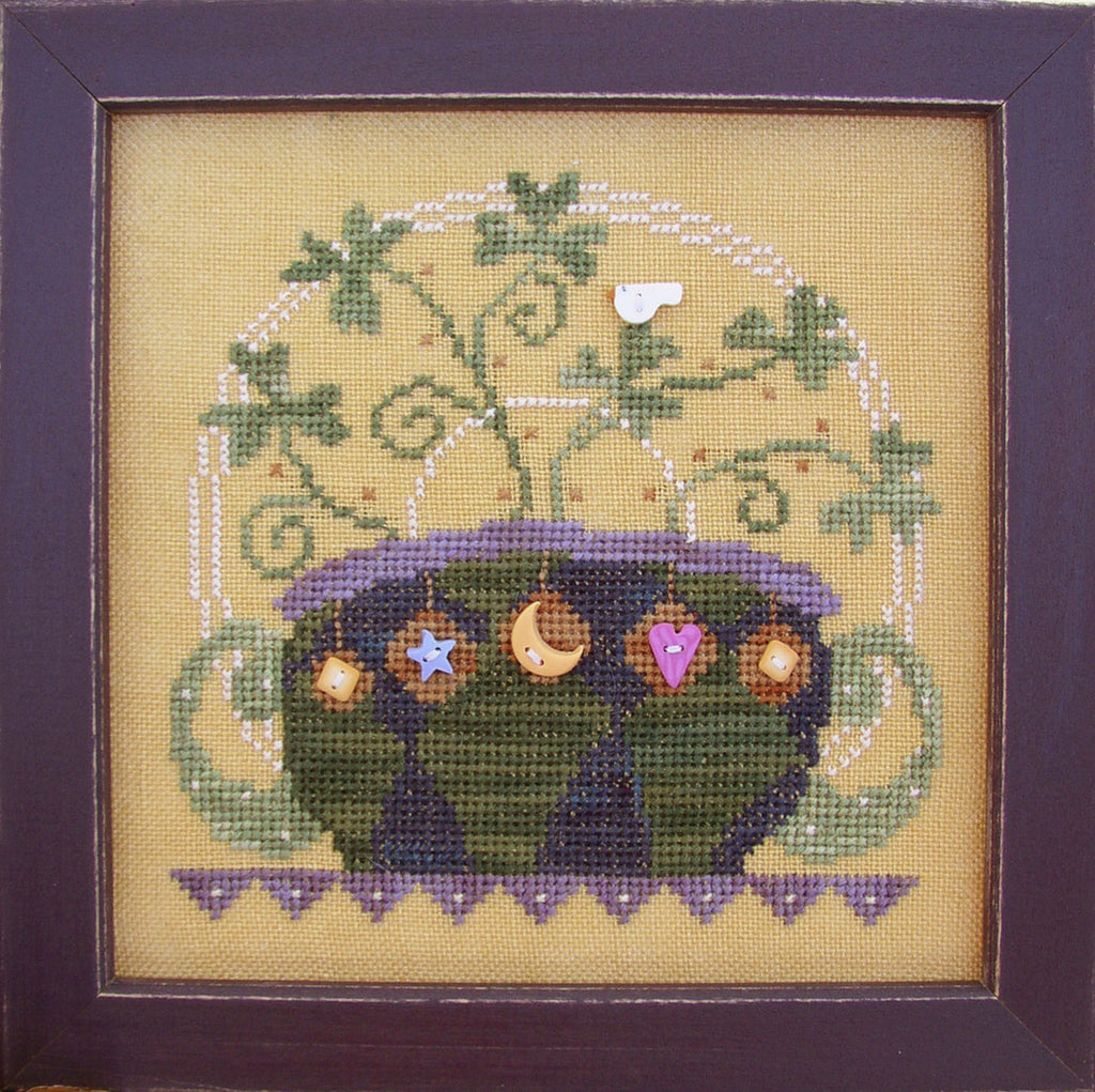 JABC - Cross Stitch Patterns - Cup O' Tea March