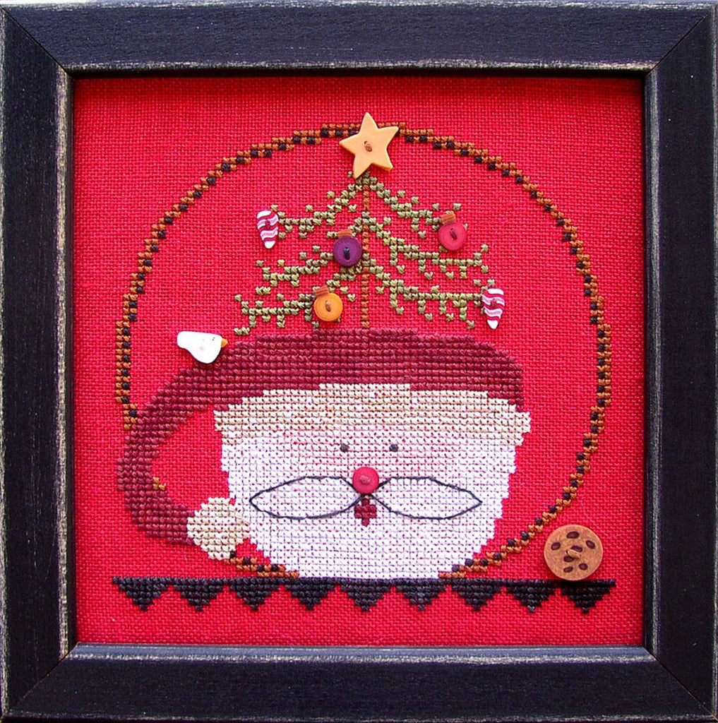 JABC - Cross Stitch Patterns - Cup O' Tea December