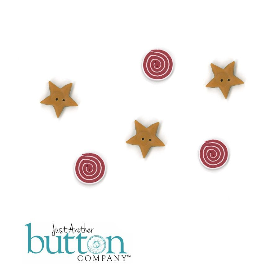 just another button company button pack for cottonwood creations elf crew