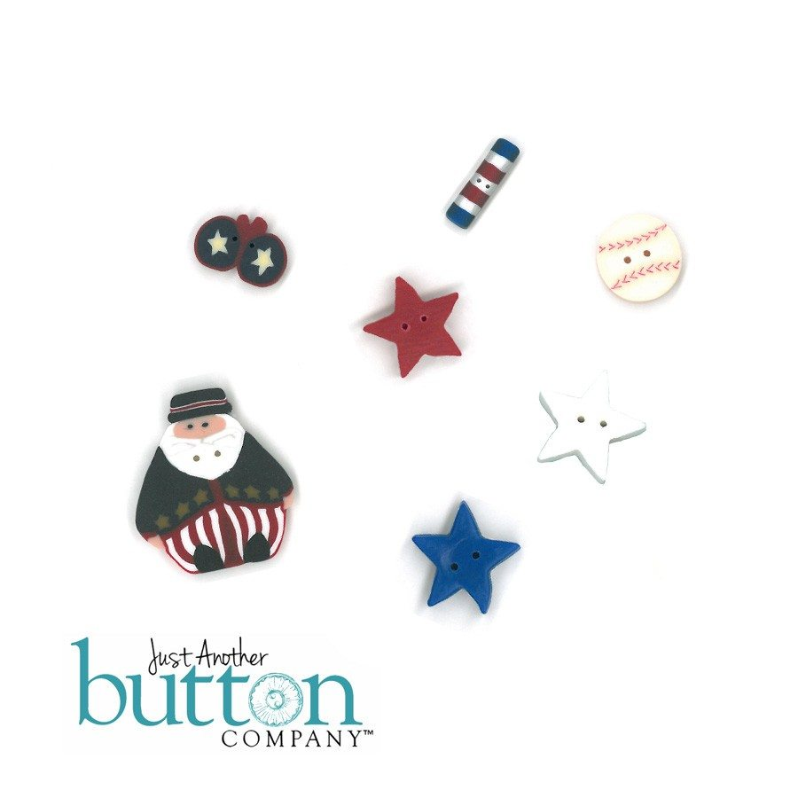 Just Another Button Company button pack for fireside originals independence row