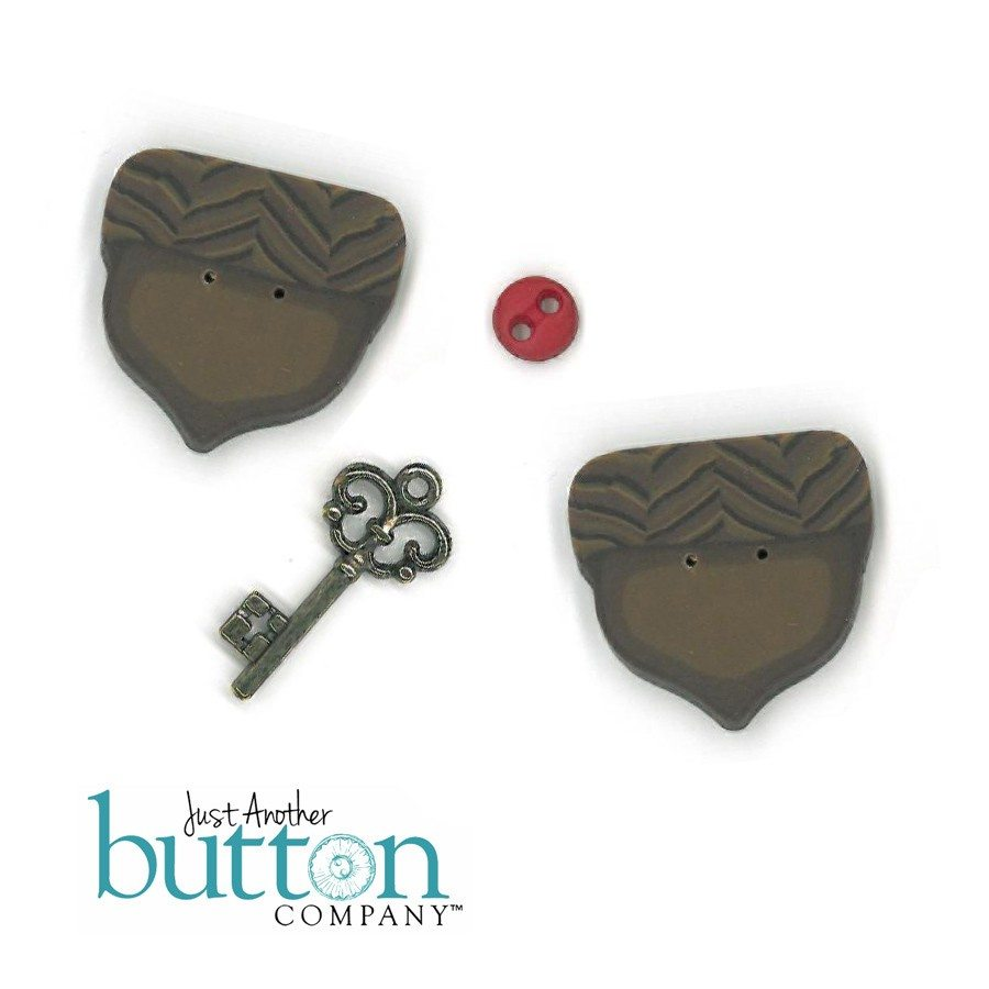 Mouse Stitchery Button Pack