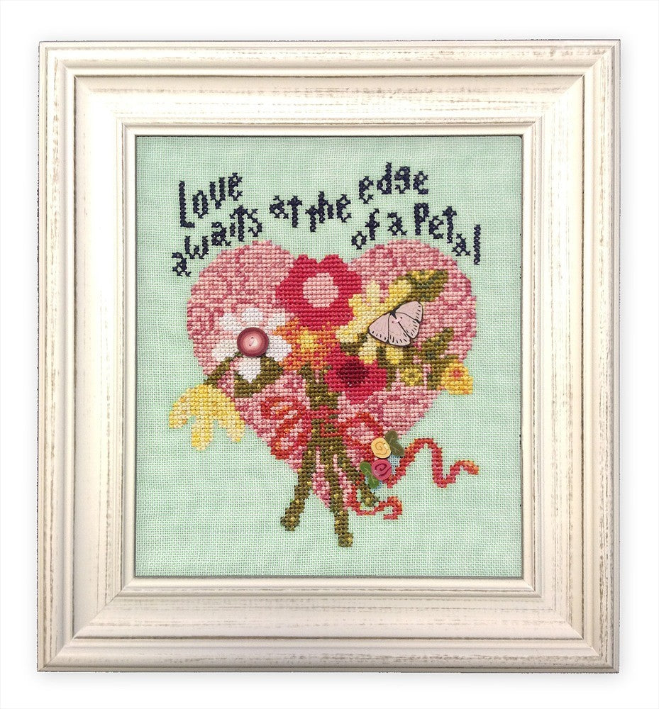 JABC - Cross Stitch Patterns - Love Awaits
