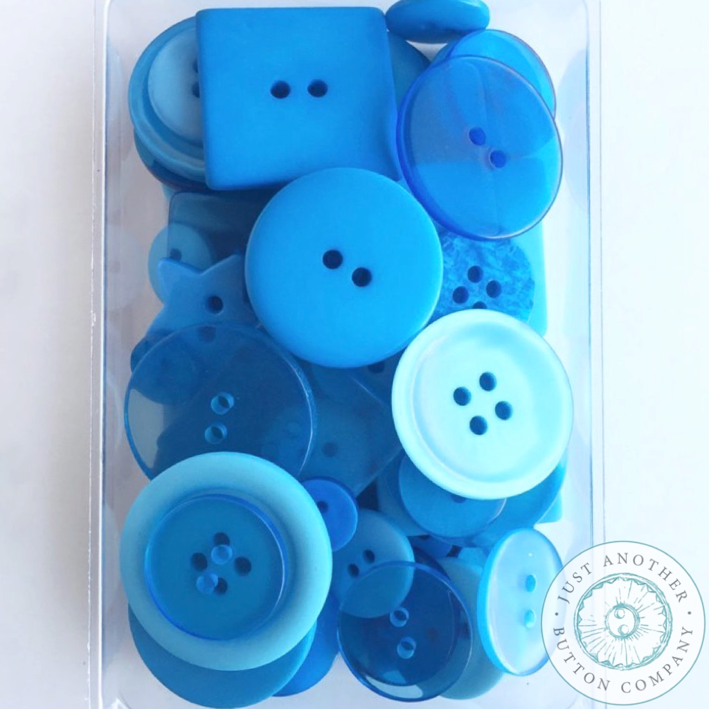 Just Another Button Company | Blue Skies Party Pack