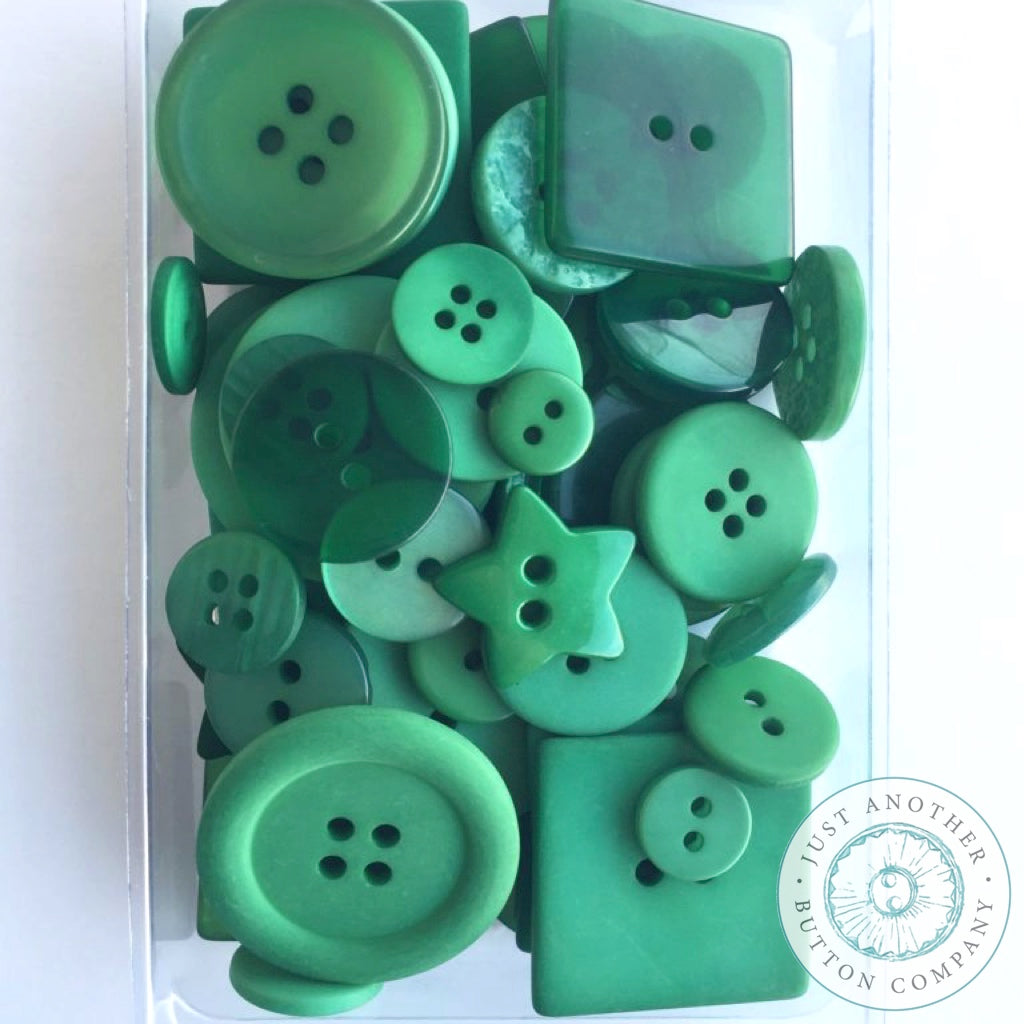 Just Another Button Company | Emerald City Party Pack