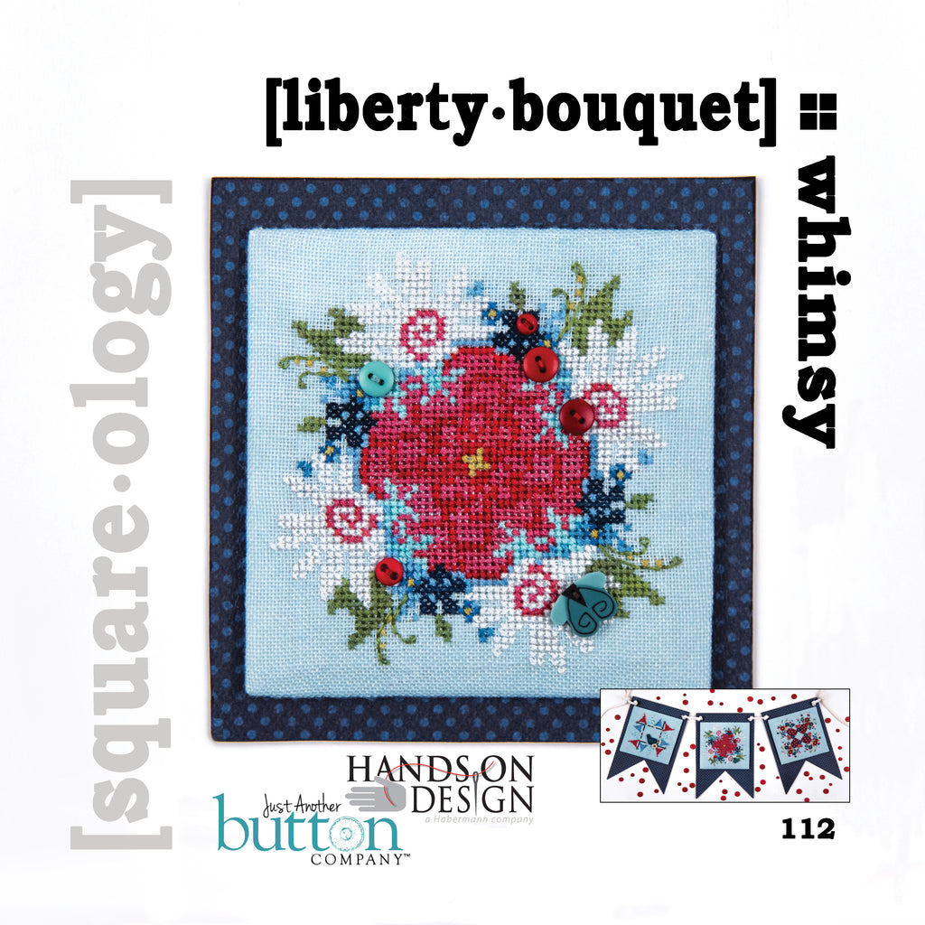 [square.ology] liberty.bouquet