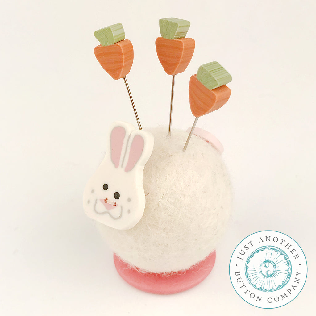 Button Buddy - Rosie Rabbit - PDF Pattern