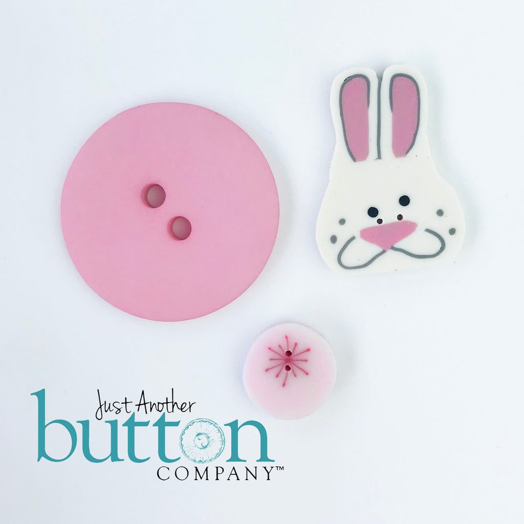 Rosie Rabbit Button Buddy