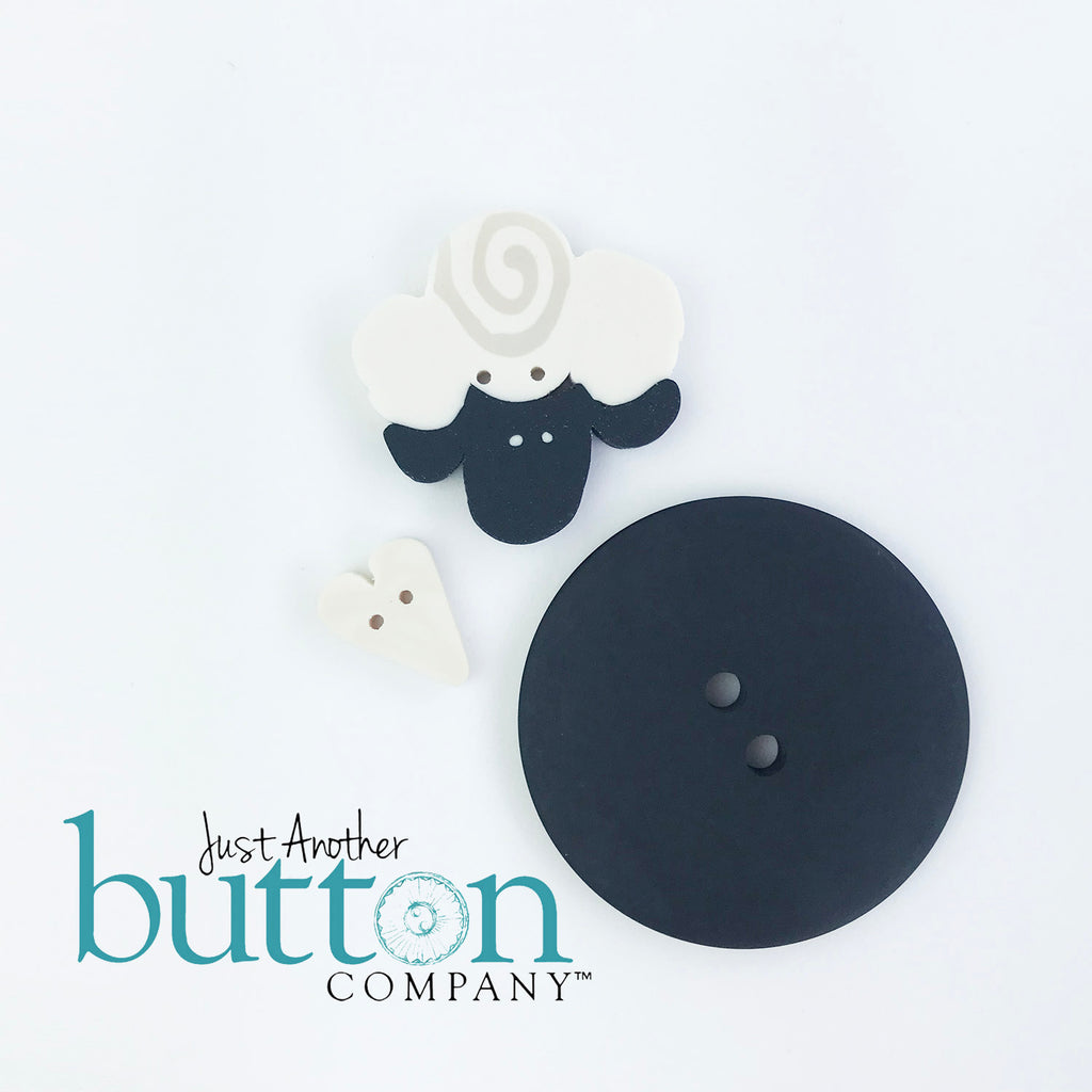 Sherry Sheep Button Buddy