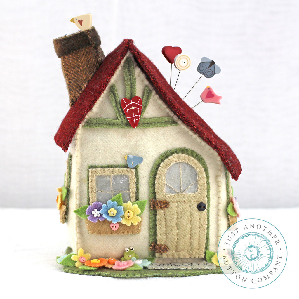 Storybook Cottage Pattern PDF
