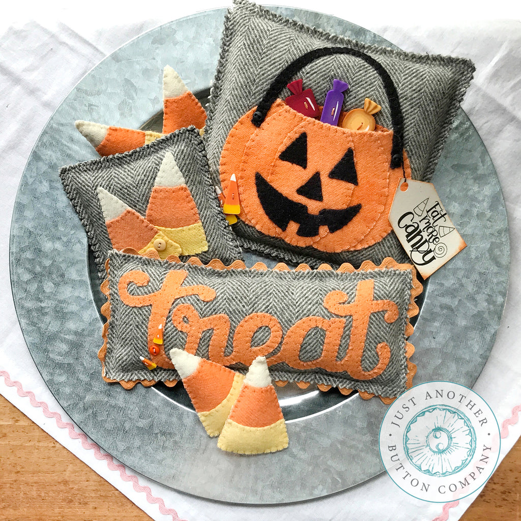 JABC - Trick or Treat Trio Pattern by Tammy Tutterow