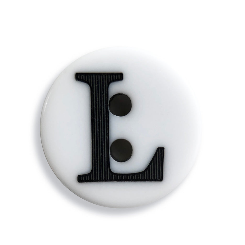 """L"" Button (white)"