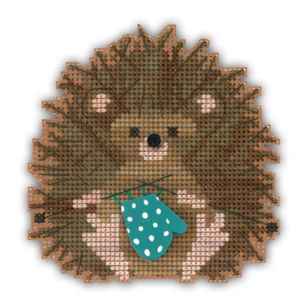 Woodland Hedgehog Ornament