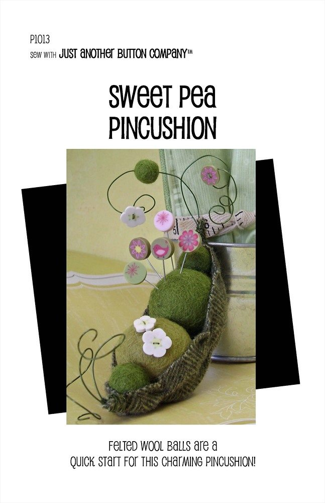 JABC - Pincushion Patterns - Sweet Pea