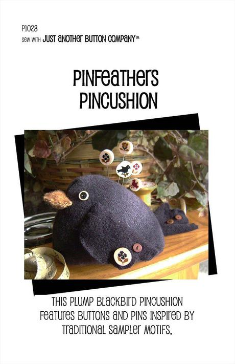 JABC - Pincushion Patterns - Pin Feathers