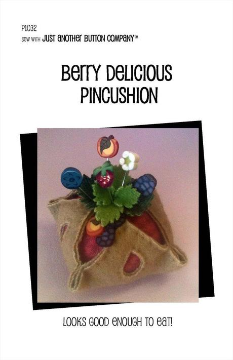JABC - Pincushion Patterns - Be Delicious