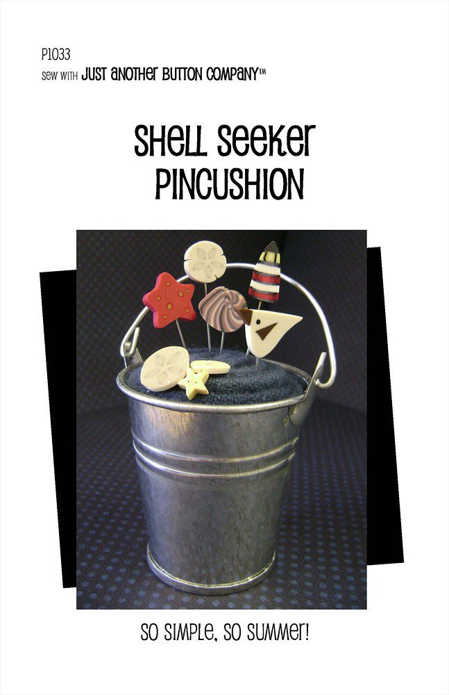 Shell Seeker Pincushion