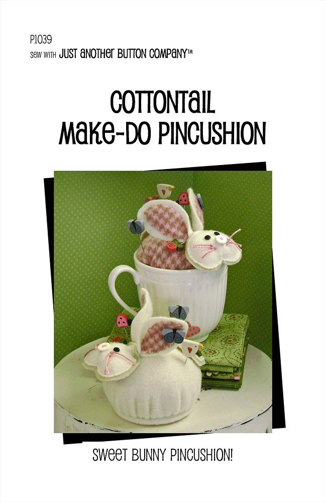 JABC - Pincushion Patterns - Cottontail