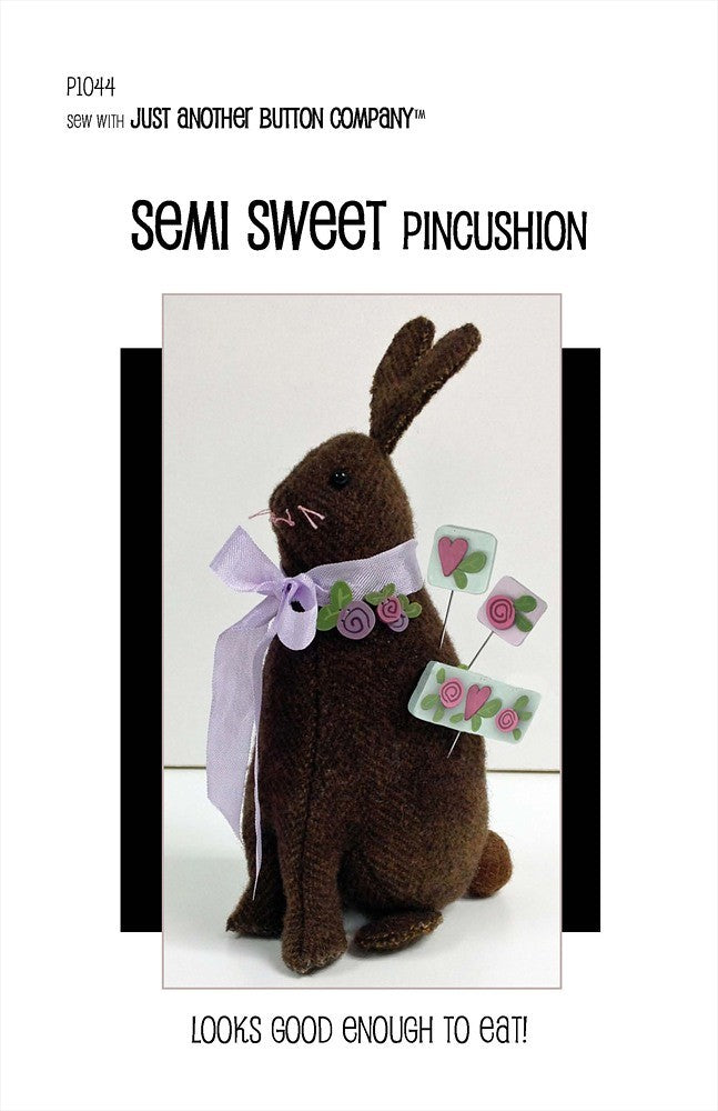 JABC - Pincushion Patterns - Semi Sweet