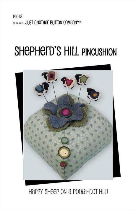 JABC - Pincushion Patterns - Shepherd's Hill