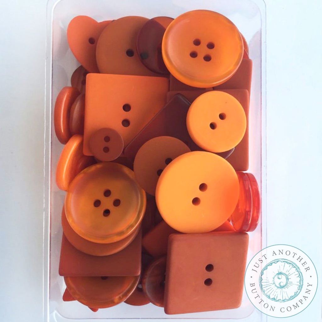 Just Another Button Company | Pumpkin Party Pack