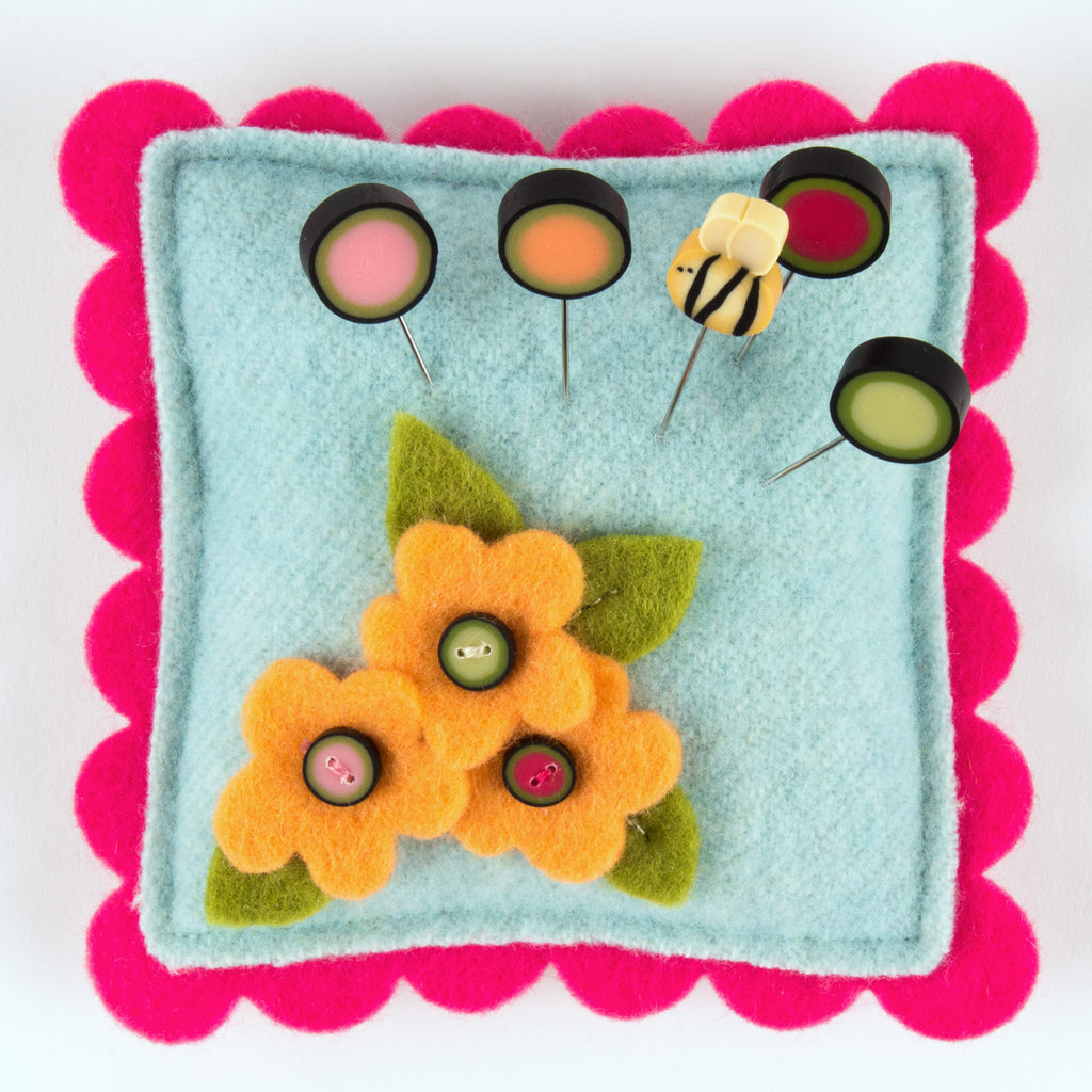 JABC - Pincushion Kit - Buzzy Slider
