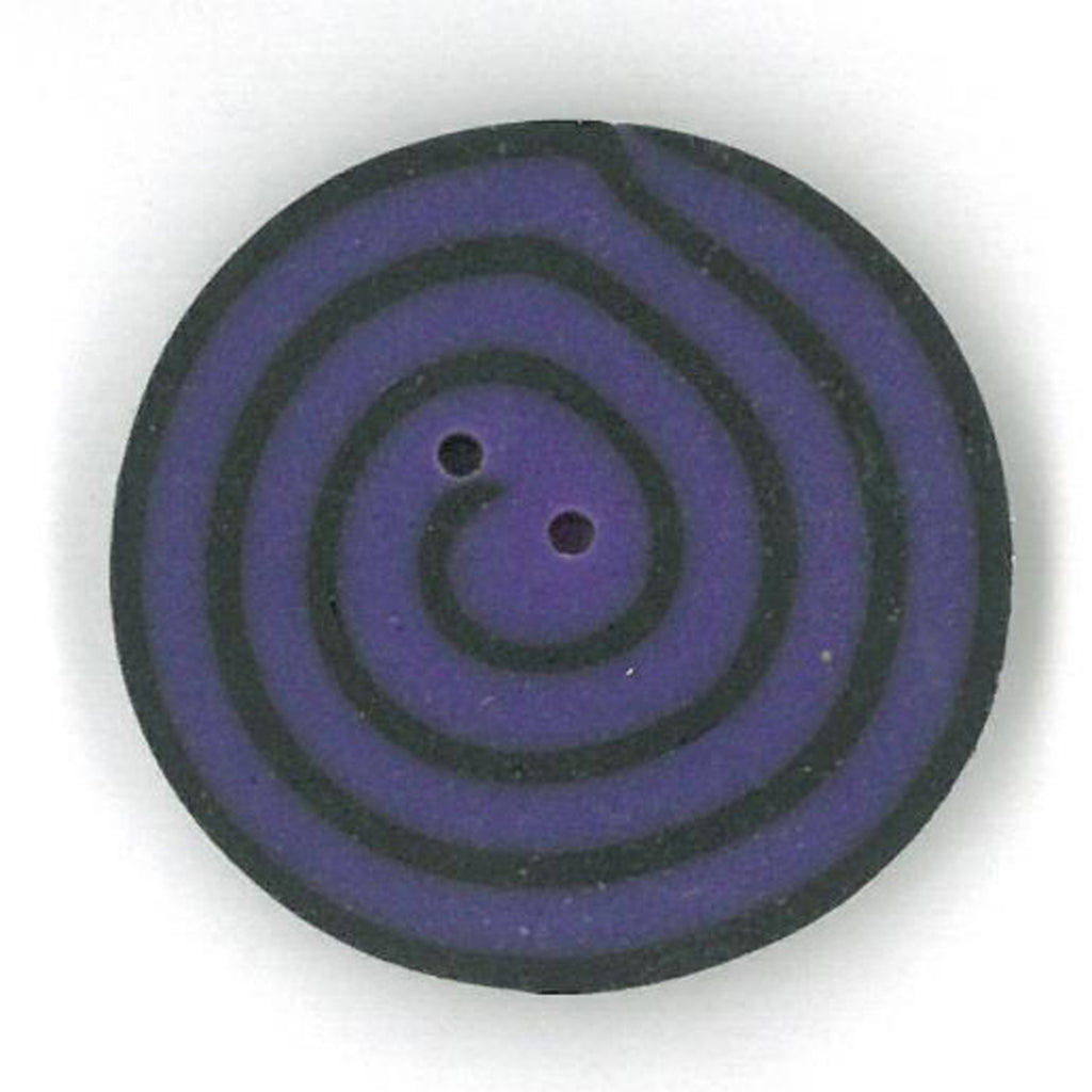 medium violet & black swirl