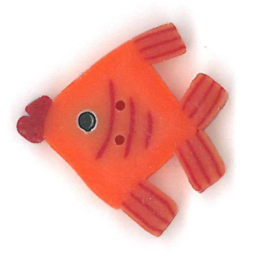 medium orange fish