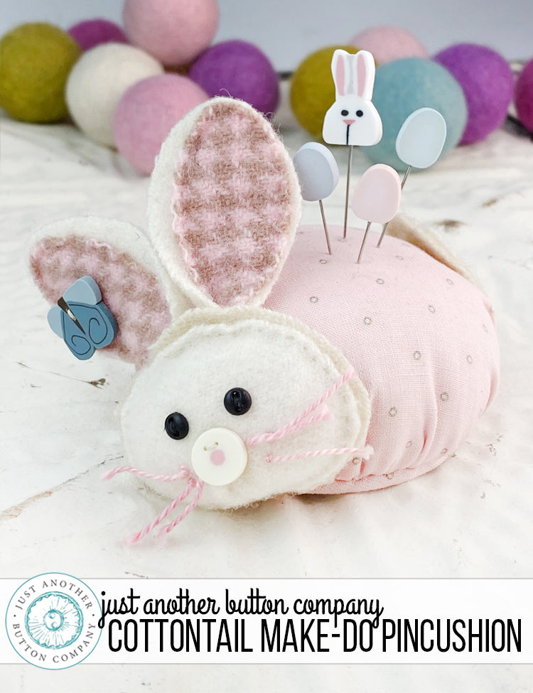 Cottontail Ornament Kit