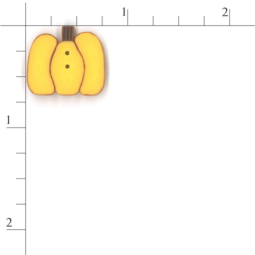 small yellow pumpkin