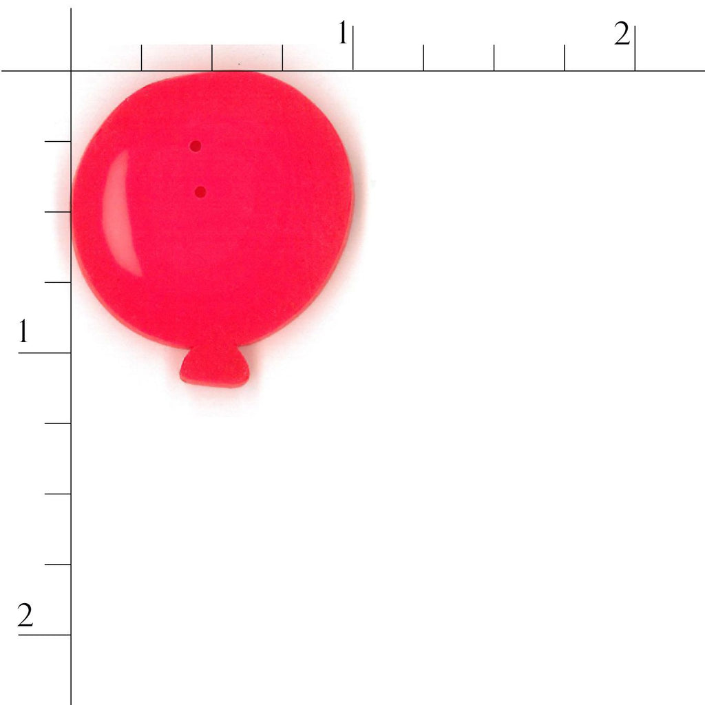 large red balloon