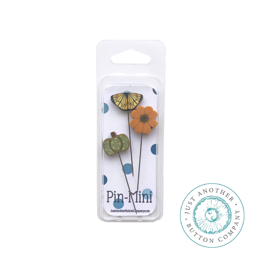 JABC - Pin-Mini - Handmade Pins - Feels Like Autumn