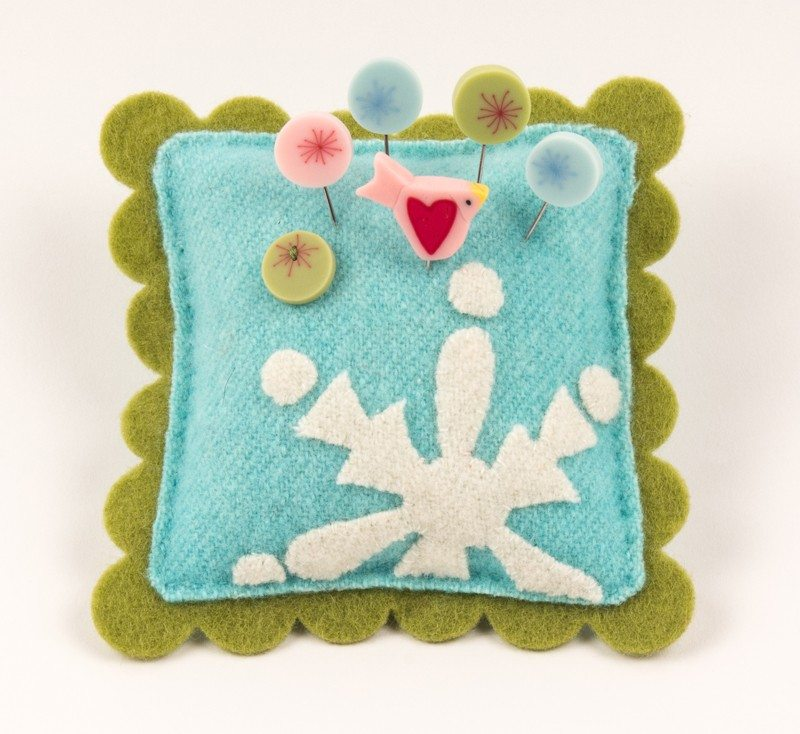 JABC - Pincushion Kit - Frost Slider