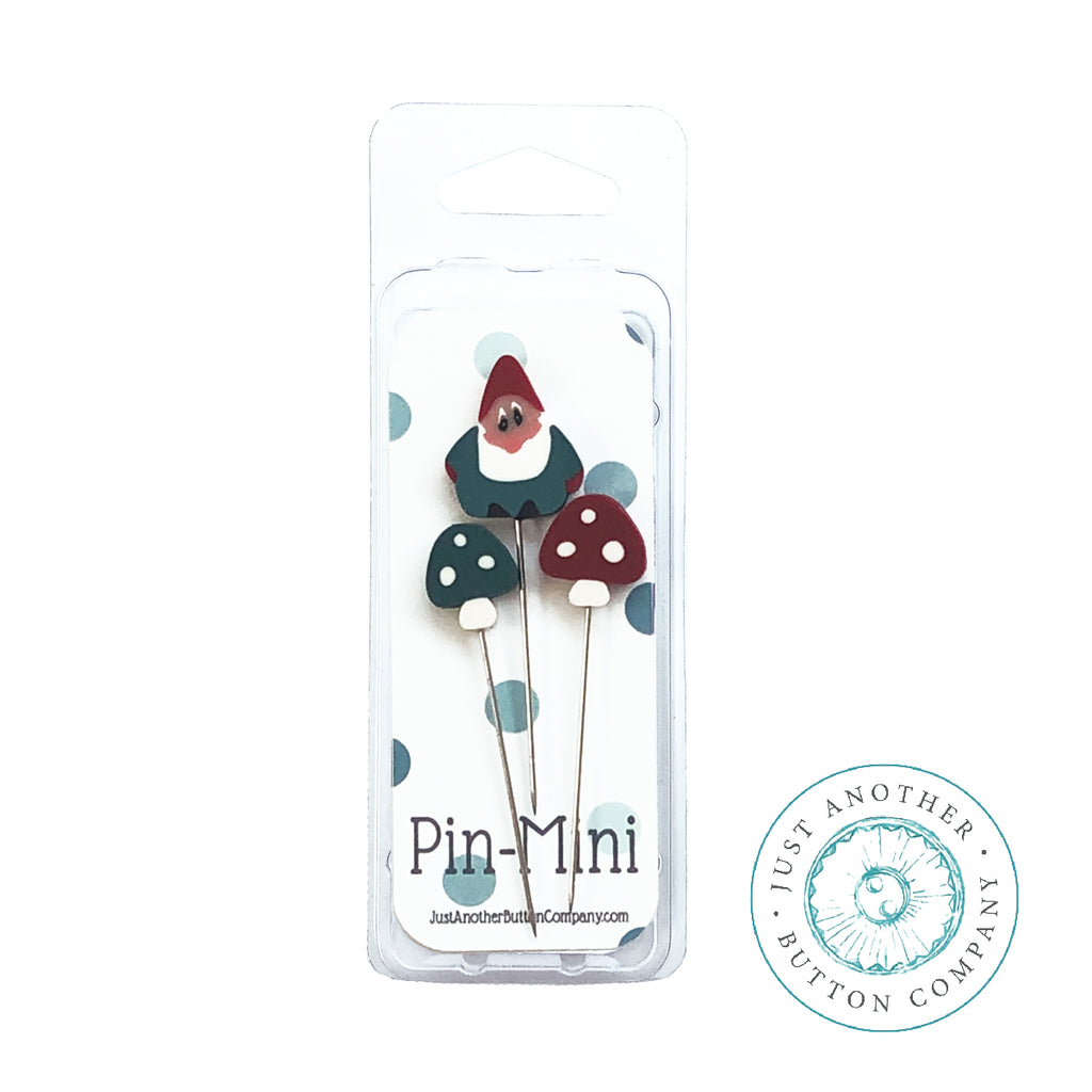 Pin-Mini: Gnome Land (Limited Edition)