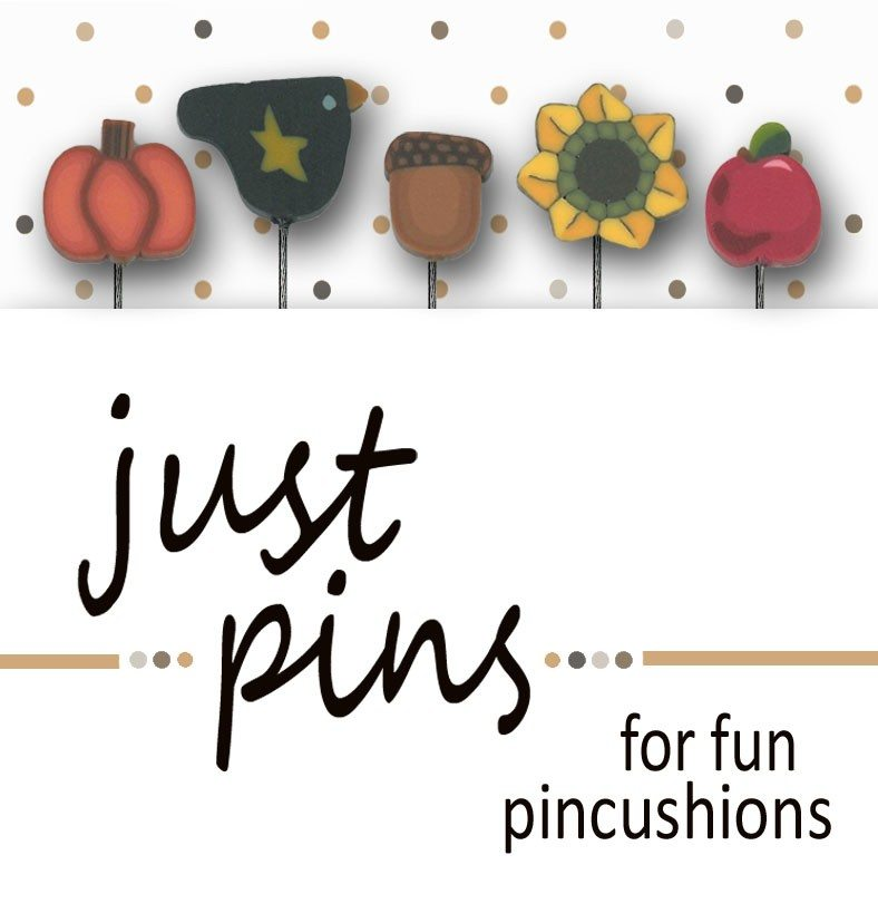 Just Pins - Autumn Assortment