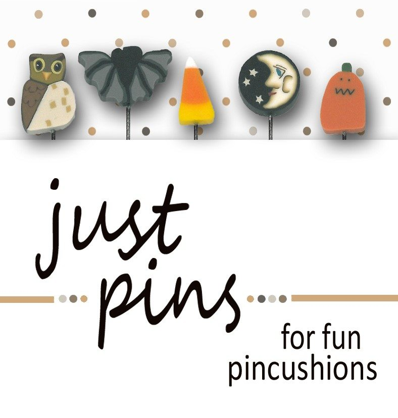 JABC - Just Pins - Halloween Assortment