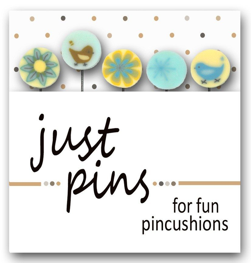 JABC - Just Pins - Yellow Lemonade Assortment