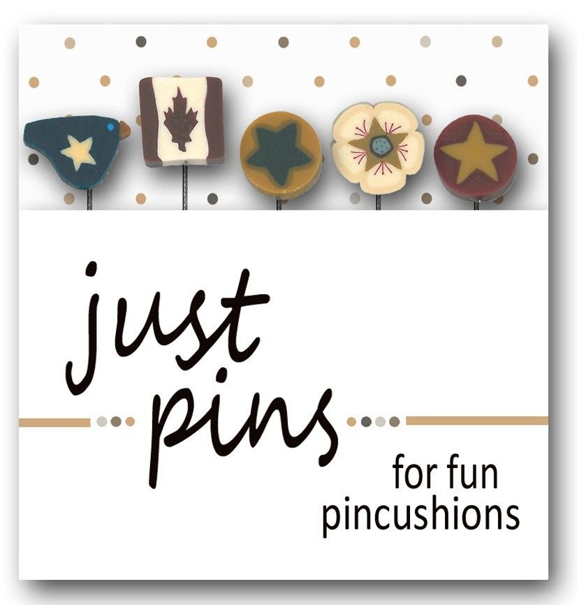 JABC - Just Pins - Canadian Assortment