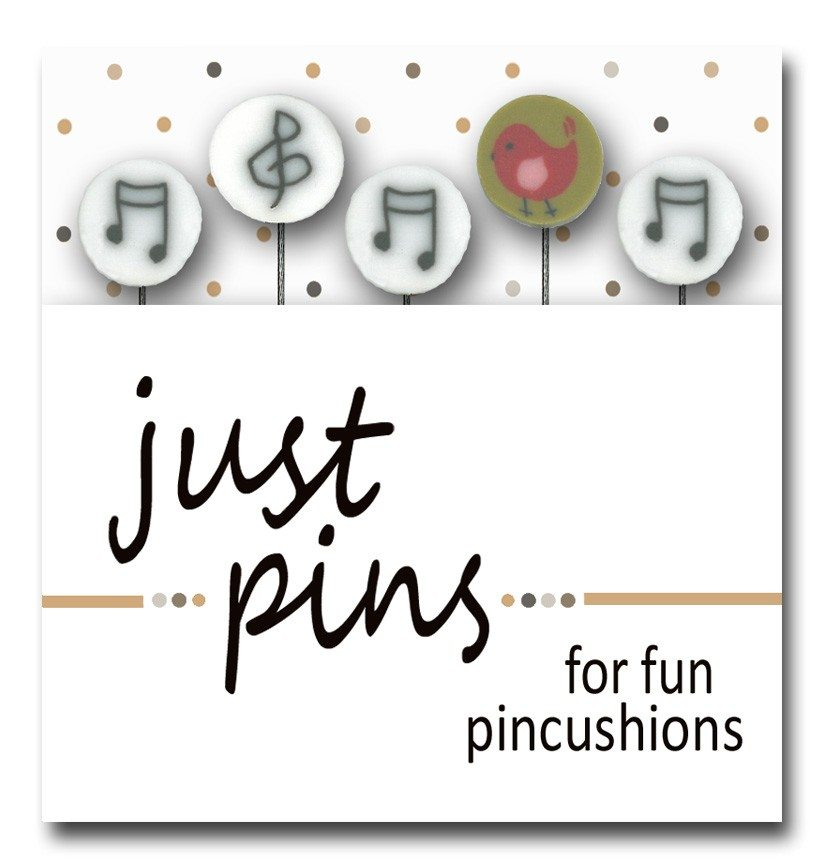 JABC - Just Pins - Music Assortment